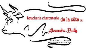 Boucherie charcuterie de la Côte Sàrl Nyon